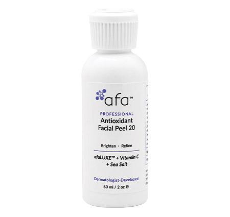 afa Antioxidant Facial Peel -20