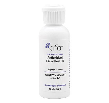 afa Antioxidant Facial Peel - 30